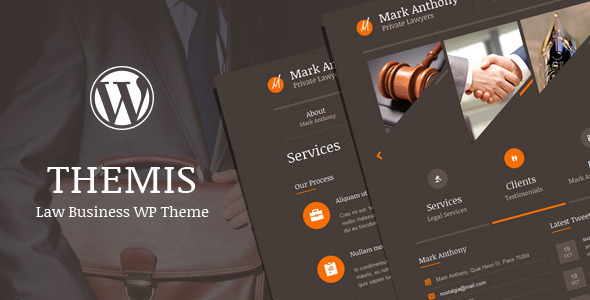 Themis – Law Business WordPress Theme