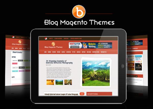 Blog Magento Themes