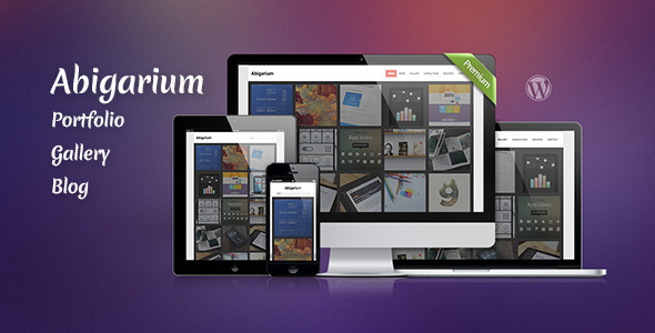 Abigarium – Premium WordPress Theme
