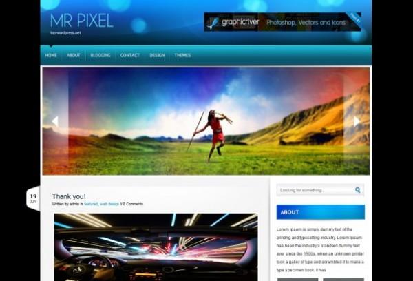Abis  WordPress Theme Free Download