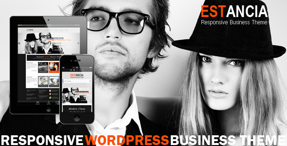 Estancia – Responsive WordPress HTML 5 Theme