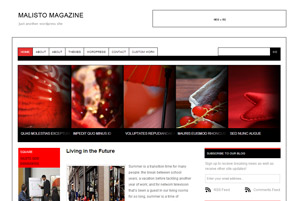 Malisto Magazine