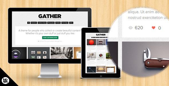Gather: For Collectors & Creators