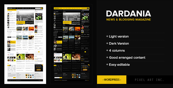 Dardania News Theme