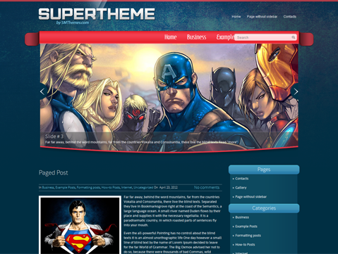SuperTheme