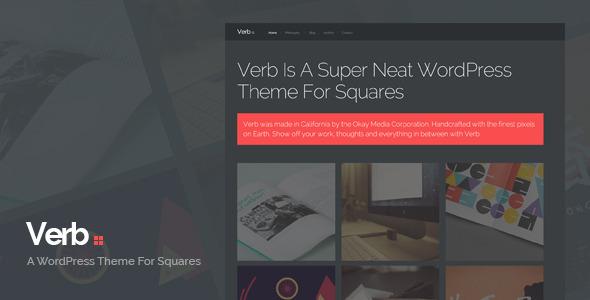 Verb WordPress Theme