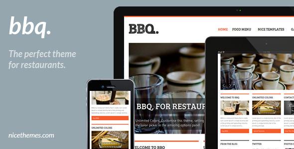Bbq Restaurant Theme