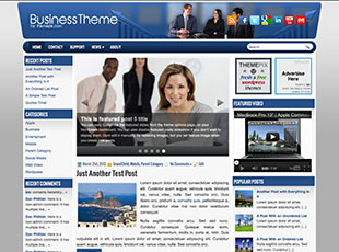 BusinessTheme