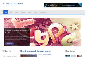 Camolinis Magazine