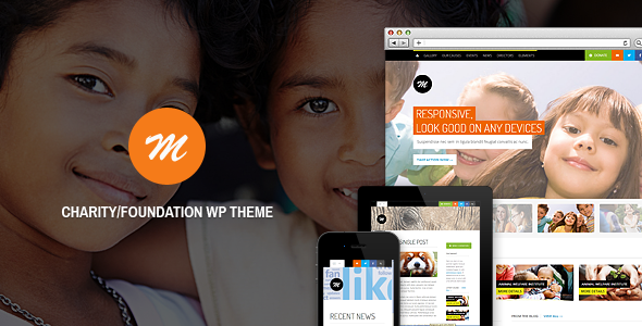 Mission – Responsive WP Theme For Charity