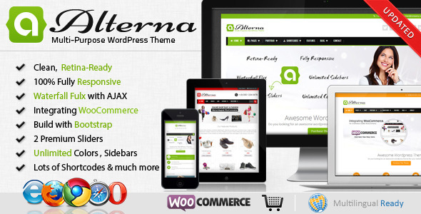 Alterna – Retina Responsive Multi-Purpose WordPress Theme