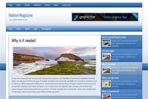 Hadron Magazine