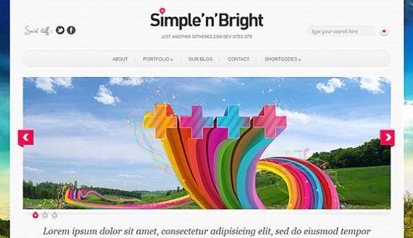 Simple'n'Bright