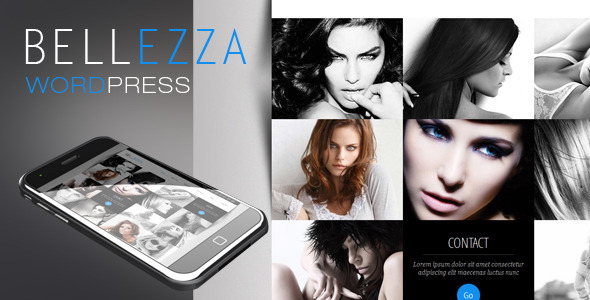 Bellezza – Creative Business WordPress Theme