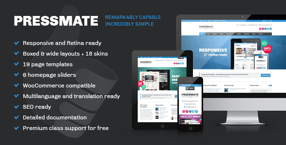 PressMate: remarkably capable, incredibly simple