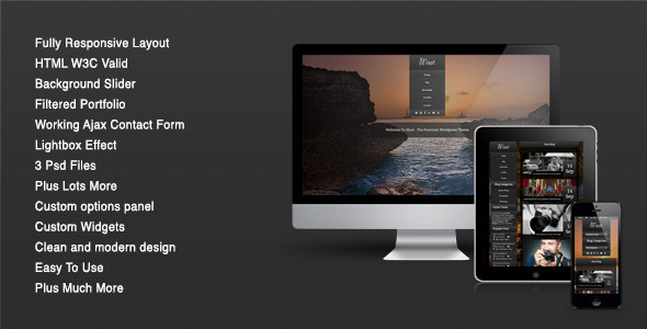 Moot Responsive WordPress Theme
