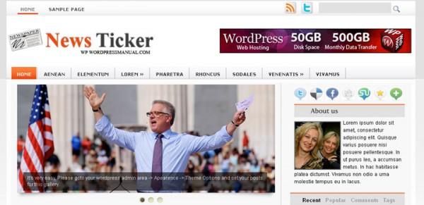 Newticker