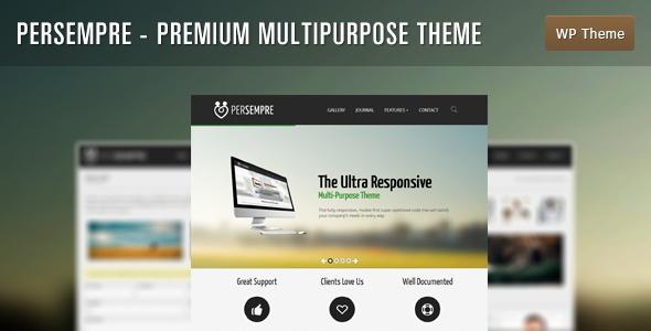 PerSempre – Premium Multi-Purpose Theme