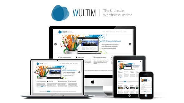 Wultim – The Ultimate WordPress Theme