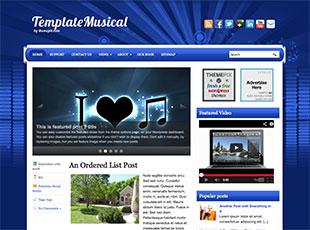 TemplateMusical