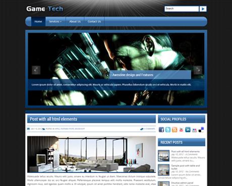 Game Tech