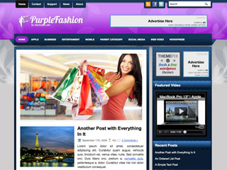 PurpleFashion