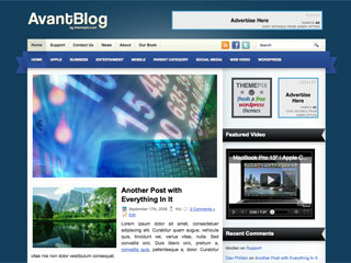 AvantBlog
