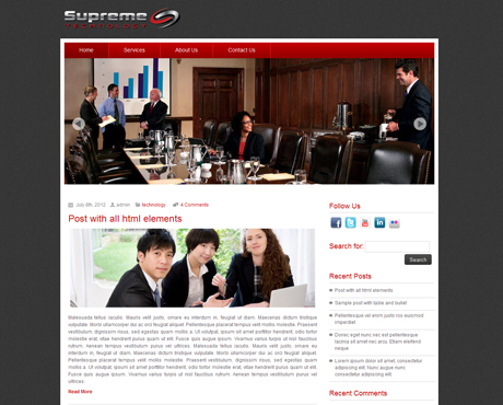 Supreme Technology
