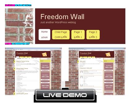 Freedom Wall