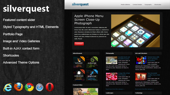 SilverQuest