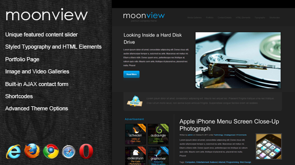 MoonView