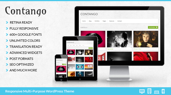 Contango – Multi-Purpose WordPress Theme
