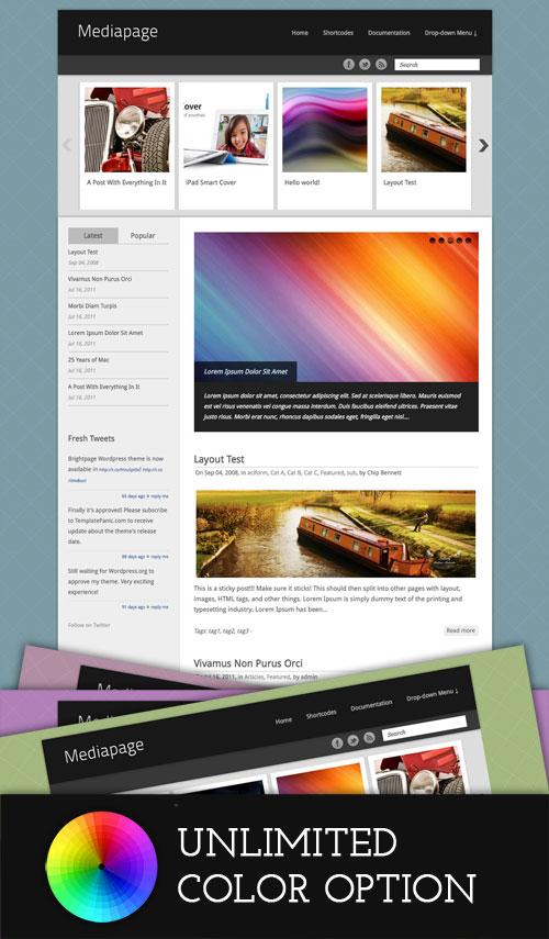 Mediapage