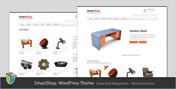 SmartShop – Responsive WooCommerce WordPress Theme