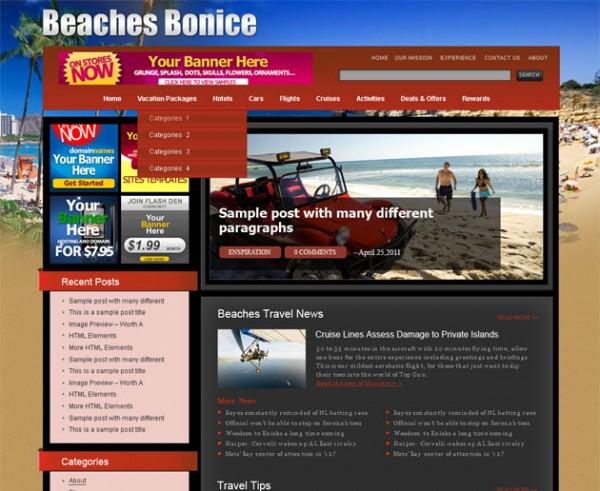 Beaches Bonice