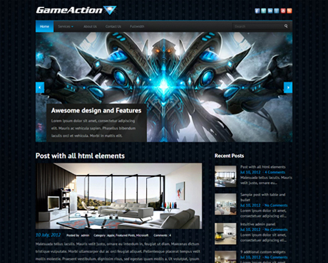 GameAction