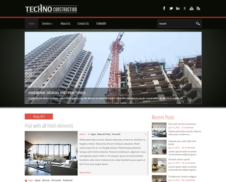 TechnoConstruction