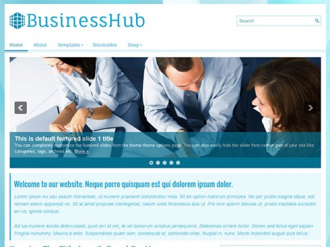 BusinessHub