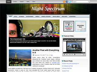 Night Spectrum