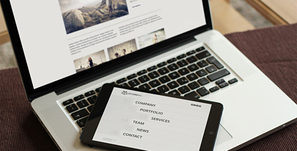 Accord Inc – Responsive Creative WordPress Theme