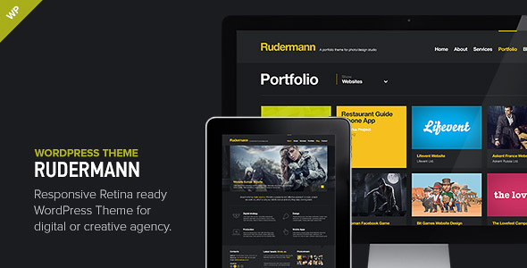 Rudermann – Responsive Retina Ready Theme