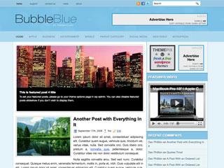 BubbleBlue