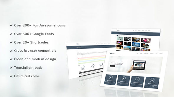 Hella – Responsive WordPress Theme