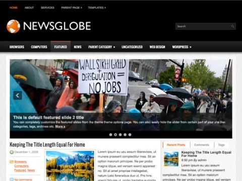NewsGlobe