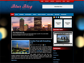 Blur Blog