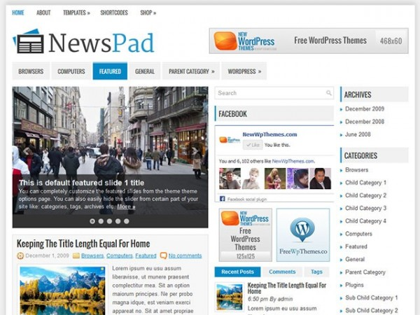 NewsPad