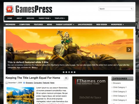 GamesPress