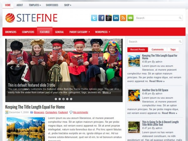 Sitefine