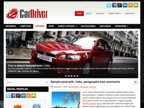 CarDriver