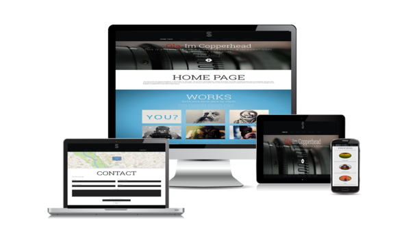 Copperhead WordPress Theme